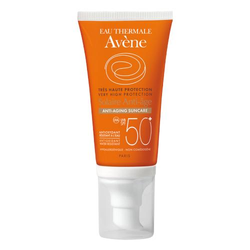 AVENE крем антивозрастной, SPF 50, 50 мл, 1 шт питательный компенсирующий крем 50 мл avene sensibles