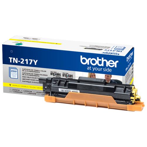 Фото - Картридж Brother TN-217Y картридж net product n tn 3280