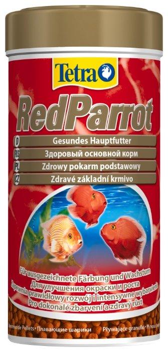 Сухой корм Tetra Red Parrot для рыб