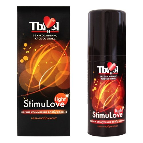 Гель-смазка Биоритм StimuLove Light 20 г флаконИнтимные смазки<br>
