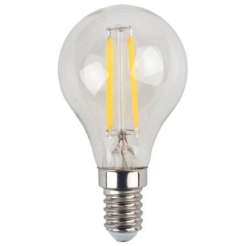 Фото - Лампа светодиодная ЭРА Б0027946, E14, P45, 7Вт эра б0027946 светодиодная лампа шарик f led p45 7w 827 e14