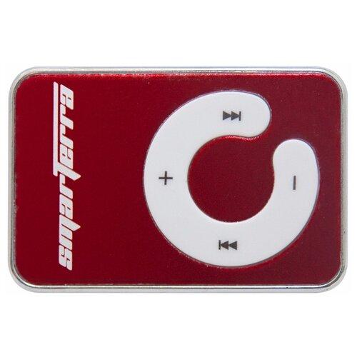 Плеер Smarterra P35 SKA красный
