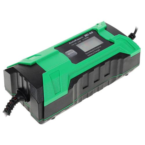 Фото - Зарядное устройство AutoExpert BC-44 зеленый зарядное устройство autoexpert bc 80