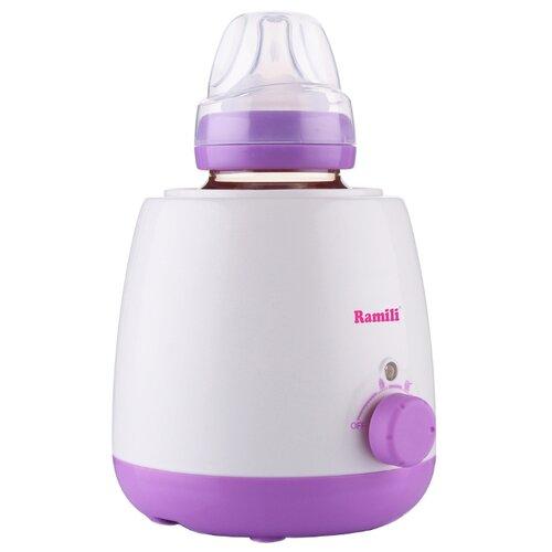Подогреватель-стерилизатор Ramili Baby BFW200 белый/фиолетовый