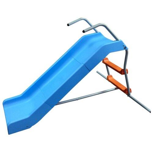 Купить Горка DFC SW-02 голубой, Игровые и спортивные комплексы и горки