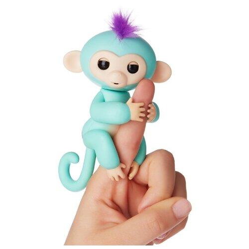 Купить Интерактивная игрушка робот WowWee Fingerlings Ручная обезьянка зоя, Роботы и трансформеры