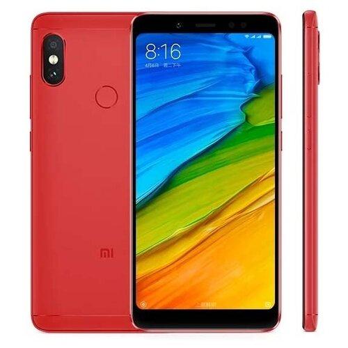 Смартфон Xiaomi Redmi Note 5 6/128GB, красный
