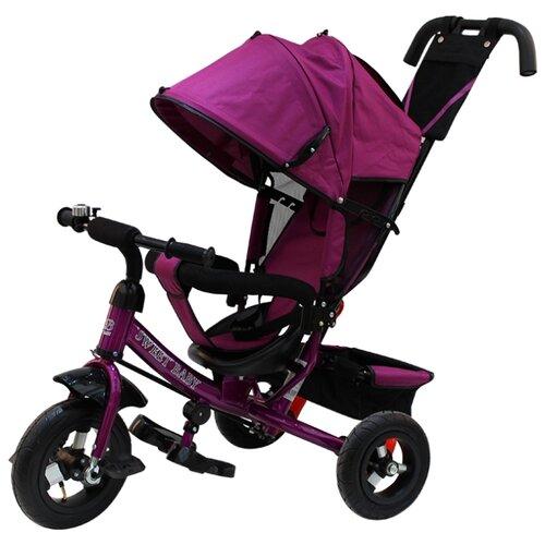 Купить Трехколесный велосипед SWEET BABY Mega Lexus Trike (8/10, Air) violet, Трехколесные велосипеды