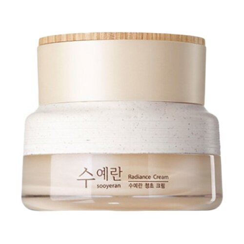 The Saem Sooyeran Radiance Cream Крем для лица, 60 мл крем lumene kirkas radiance boosting cleansing cream 150 мл