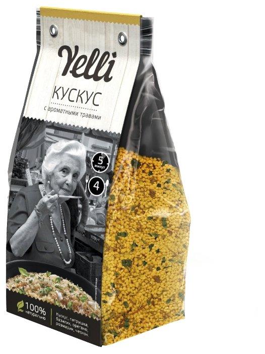 Yelli Кускус с ароматными травами 250 г