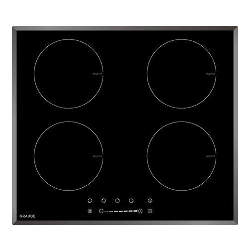 Индукционная варочная панель GRAUDE IK 60.1F индукционная варочная панель graude ik 30 1 s