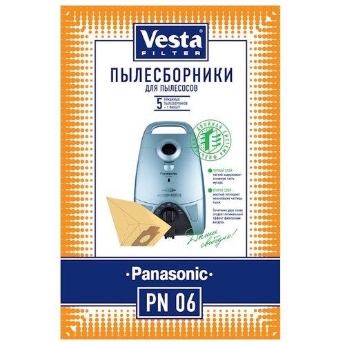 Vesta filter Бумажные пылесборники PN 06 5 шт.