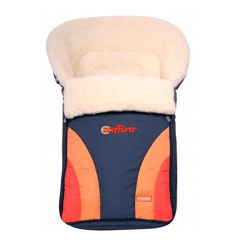 Купить Конверт-мешок Womar Crocus в коляску 90 см 3 оранжевый, Конверты и спальные мешки
