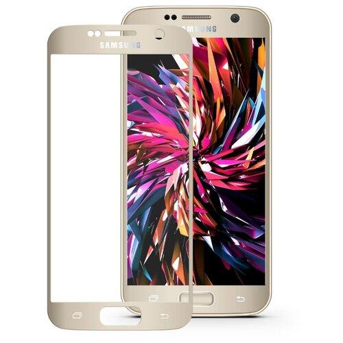 Защитное стекло Mobius 3D Full Cover Premium Tempered Glass для Samsung Galaxy S7 золотистый защитное стекло mobius 3d full cover premium tempered glass для samsung galaxy s7 черный