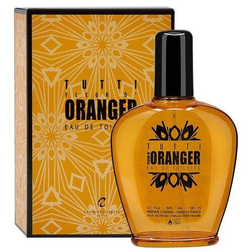 Купить Туалетная вода Parfums Corania Tutti Fleur d'Oranger, 100 мл
