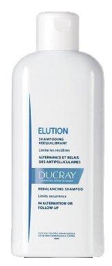Ducray шампунь для волос Elution