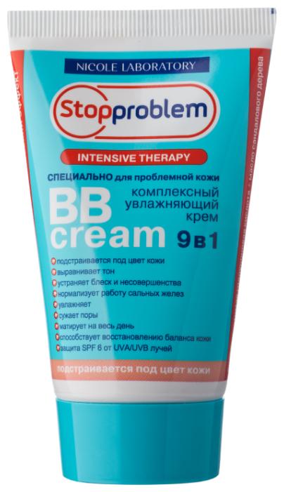 Stopproblem BB Cream 9 в1 , 50 мл