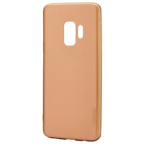 Чехол X-LEVEL Guardian для Samsung S9 золотойЧехлы<br>