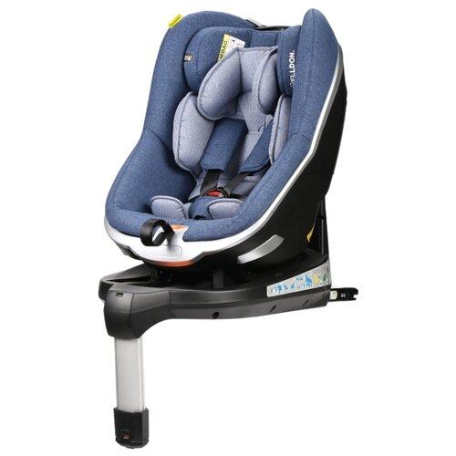 цена на Автокресло группа 0/1 (до 18 кг) Welldon Safe Pod Fix i-size, blue