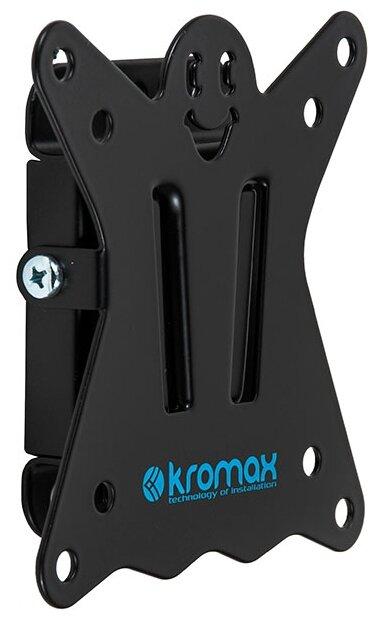 Кронштейн на стену Kromax CASPER-100 black фото 1