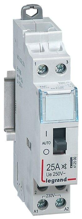 Модульный контактор Legrand 412500 25А