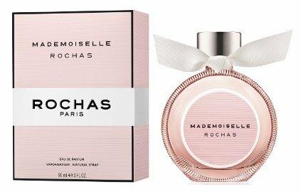 Парфюмерная вода Rochas Mademoiselle Rochas