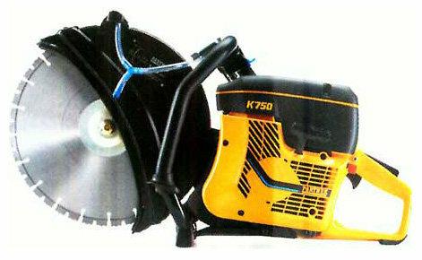 Бензиновый резчик PARTNER K750-12 3700 Вт 300 мм