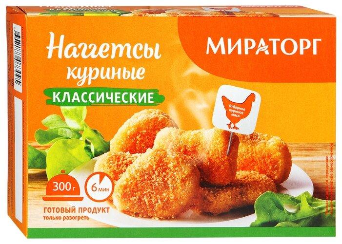 Мираторг Наггетсы куриные Классические 300 г