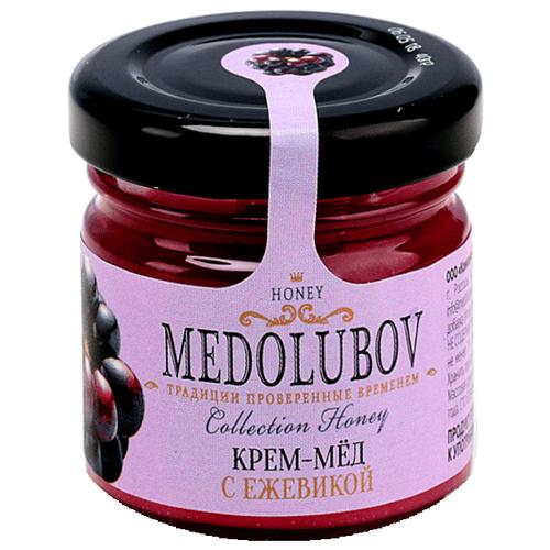 Крем-мед Medolubov с ежевикой 40 мл