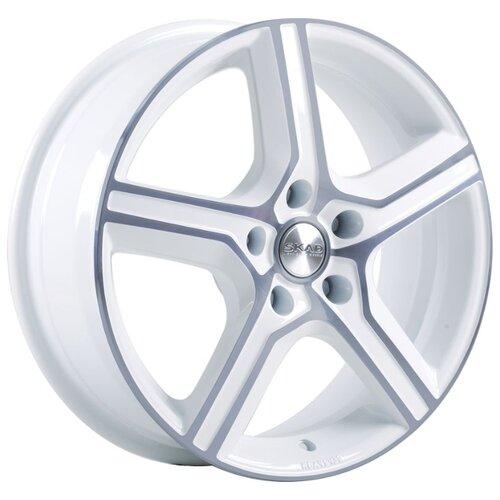 Фото - Колесный диск SKAD Драйв 6.5x16/5x114.3 D66.1 ET50 Алмаз белый колесный диск skad милан 6 5x16 5x112 d66 6 et40 алмаз