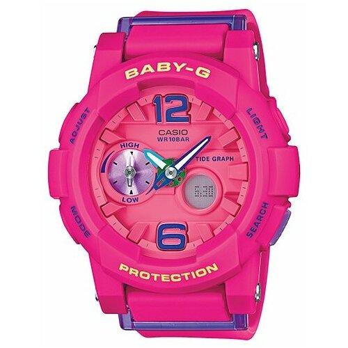 Наручные часы CASIO BGA-180-4B3 casio bga 220b 2a