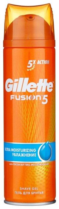 Гель для бритья Fusion 5 Увлажняющий Gillette