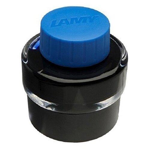 Фото - Чернила для перьевой ручки Lamy Т51 синий lamy картридж для перьевой ручки синий 5 шт