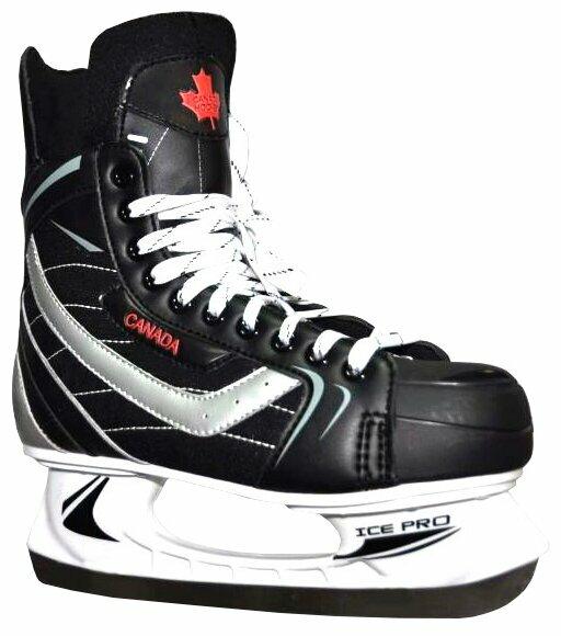 Коньки хоккейные GRAF Team Canada 6.0 SR взрослые(46)