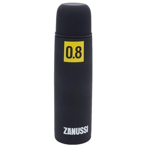 Классический термос Zanussi Cervinia, 0.8 л черный