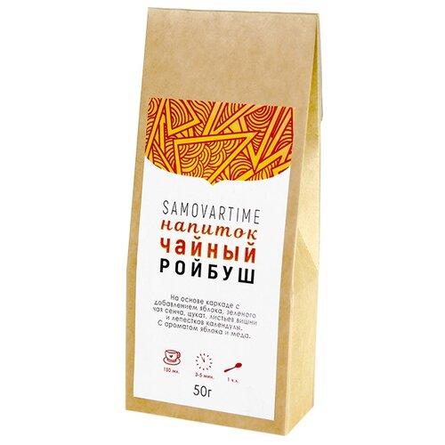 Чайный напиток травяной Samovartime Ройбуш, 50 г