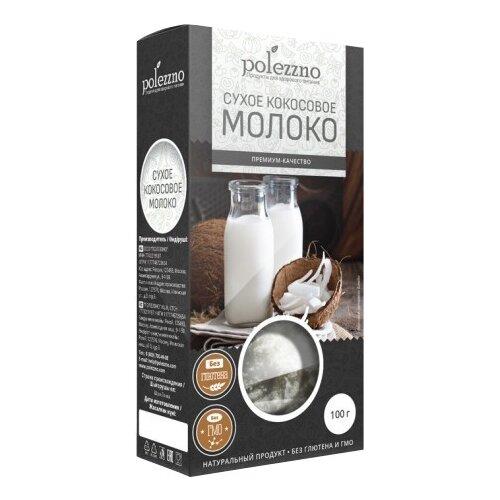 POLEZZNO Молоко кокосовое сухое 100 г