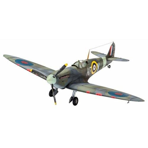 Фото - Сборная модель Revell Spitfire Mk.IIa (63953) 1:72 сборная модель revell porsche 356 cabriolet 07043 1 16