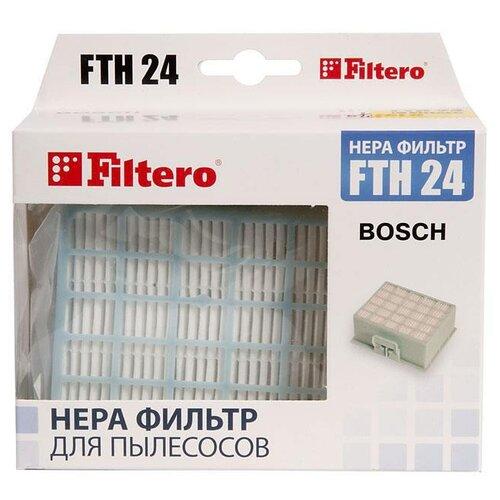 Filtero HEPA-фильтр FTH 24 1 шт.Аксессуары для пылесосов<br>