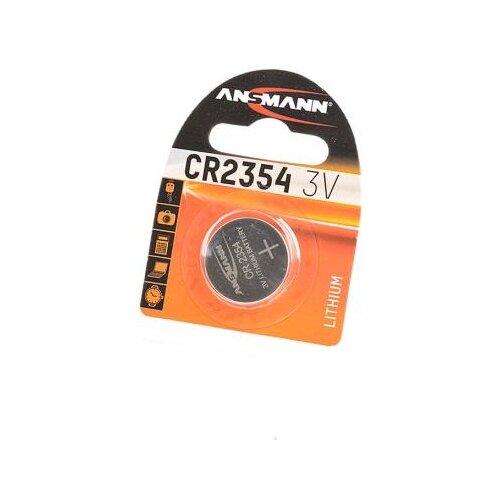 Батарейка ANSMANN CR2354 1 шт блистер батарейка ansmann cr2025 1 шт блистер
