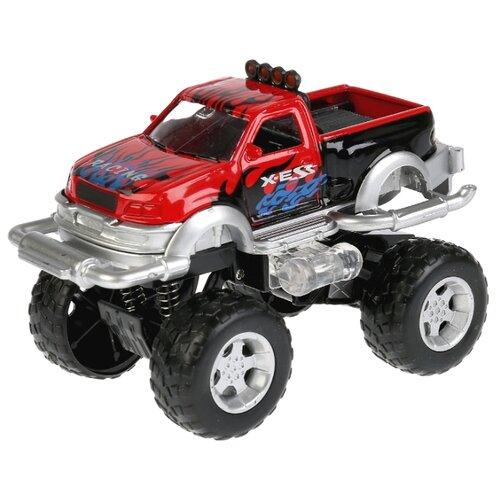Купить Внедорожник ТЕХНОПАРК FY854-WB 11 см красный/черный, Машинки и техника