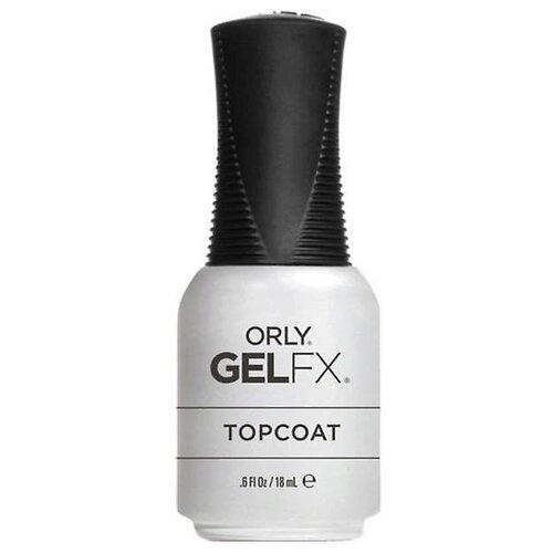 Orly верхнее покрытие Gel Fx Topcoat 18 мл прозрачный недорого