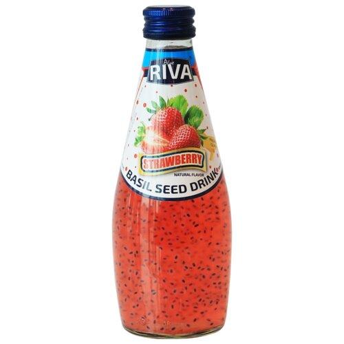 Напиток сокосодержащий Blue Riva Клубника и семена базилика, 0.29 лСоки, нектары, морсы<br>