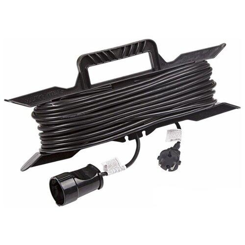 Удлинитель-шнур силовой REXANT 1 розетка 20м 11-5220 6А б/з розетка rexant 78 0526