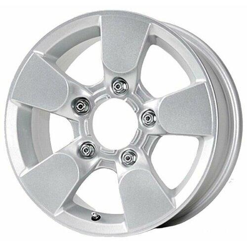 Фото - Колесный диск SKAD Эвридика-2 6.5х15/5х139.7 D98.5 ET40, Селена колесный диск skad тор 6 5х15 5х139 7 d98 5 et40 селена