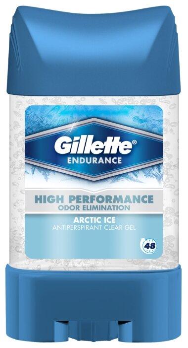 Дезодорант-антиперспирант гель Gillette Arctic Ice