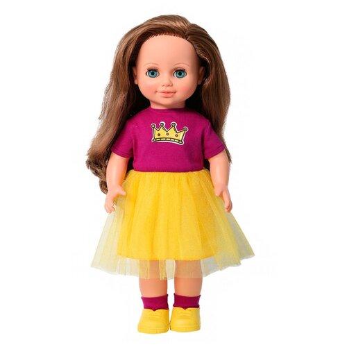 Интерактивная кукла Весна Анна яркий стиль 3, 42 см, В3716/о интерактивная кукла весна анна модница 2 42 см в3717 о