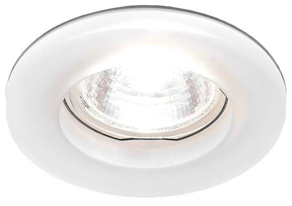 Точечный светильник D2240 W MR16 хром /матовое стекло Ambrella