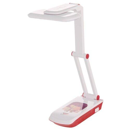 Настольная лампа светодиодная ЭРА NLED-423-3W-R, 3 Вт