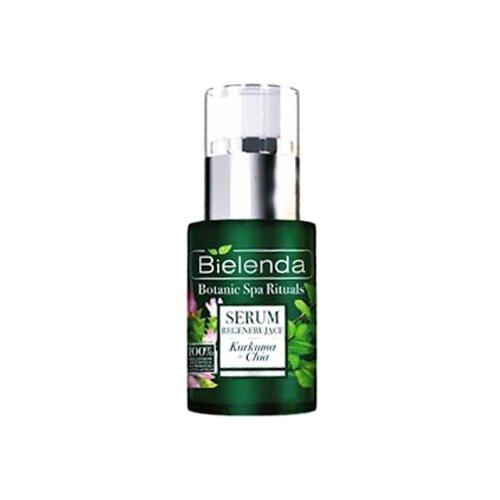 Bielenda Botanic Spa Rituals Куркума+Чиа восстанавливающая сыворотка для лица, 15 мл rituals cosmetics купить в барселоне